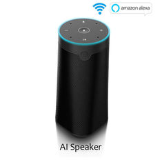 103*103*198mm Smart WIFI Speaker 5 Hours Working Hours For Home Theater