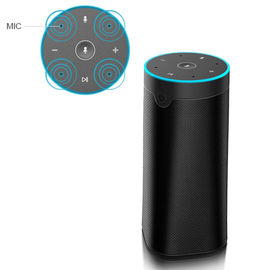 Dual Microphone Smart Home Speakers , Bluetooth Supported Amazon Alexa Speaker