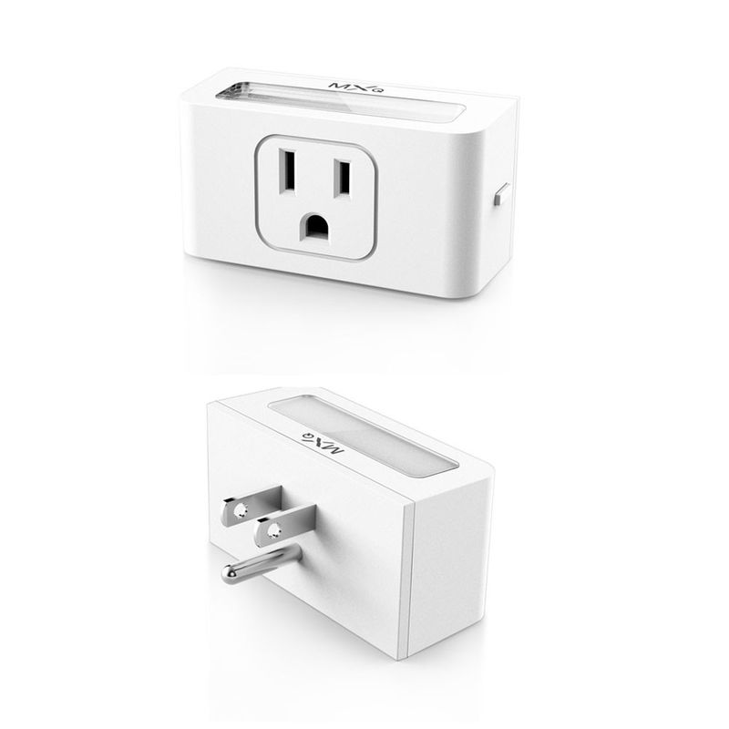 Electrical WIFI Smart Plug Via Android / IOS Support 20 Groups Timing Set